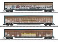 Märklin 48063 - Schiebewandwagen-Set