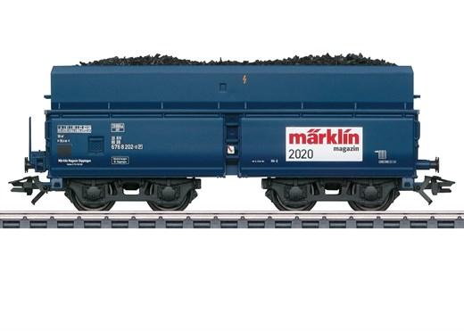 Märklin 48520 - Märklin-Magazin Jahreswagen 2