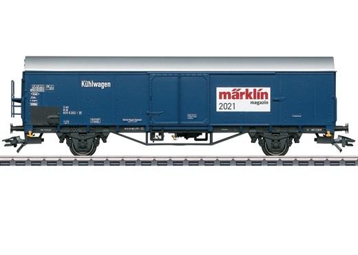 Märklin 48521 - Märklin Magazin Jahreswagen H0 202