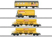 Märklin 49969 - Wagen-Set Bahnbau Gruppe