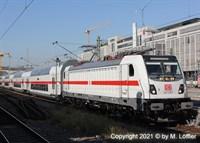 Märklin 55141 - E-Lok BR 147.5 DB AG