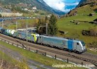 Märklin 55144 - E-Lok BR 187 BLS Cargo