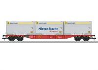 Märklin 58641 - Container-Tragwagen Sgns 691