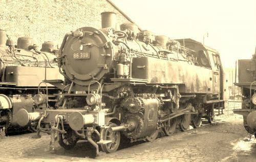MBW 86398 - BR 86 398 - DB Epoche 3b