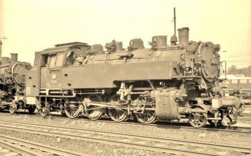 MBW 86464 - BR 86 464 - DB Epoche 3b
