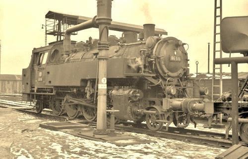 MBW 865169 - BR 86 516 - DB Epoche 3b