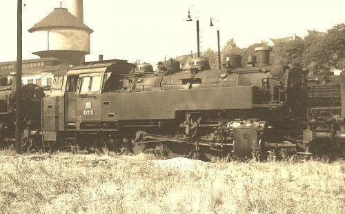 MBW 86712 - BR 86 712 - DB Epoche 3b