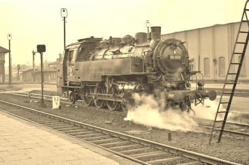 MBW 86860 - BR 86 860 - DB Epoche 3b