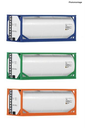 Roco 05216 - 3-tlg. Set Tankcontainer