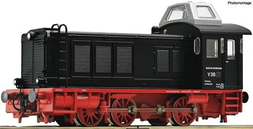 Roco 73068 - Diesellokomotive BR V 36, DB, DC