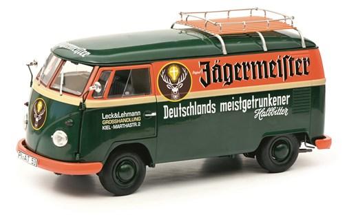 Schuco 450026900 - VW T1 Kasten Jägermeister 1:1