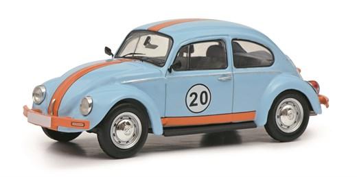 Schuco 450270400 - VW Käfer Gulf 1:43