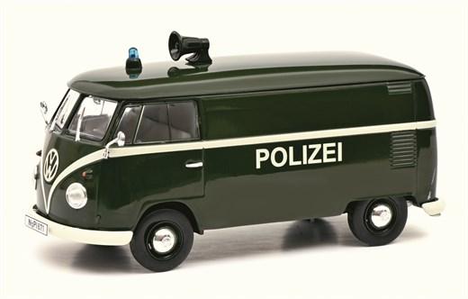 Schuco 450774400 - 2er Set Polizei, VW Käfer und V