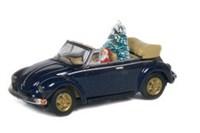 Schuco 452646800 - Weihnachtsmodell VW Käfer Cabri
