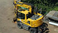 Schuco 452646900 - Baumaschinen-Modell Liebherr Mo