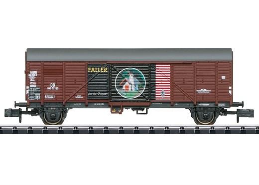 Trix 18021 - Ged.Güterwagen DB