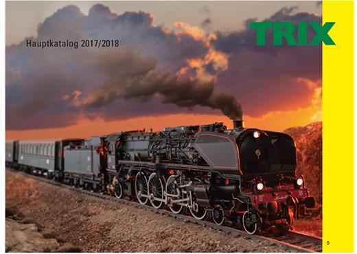 Trix 19820 - Trix-Katalog 2017/2018 D