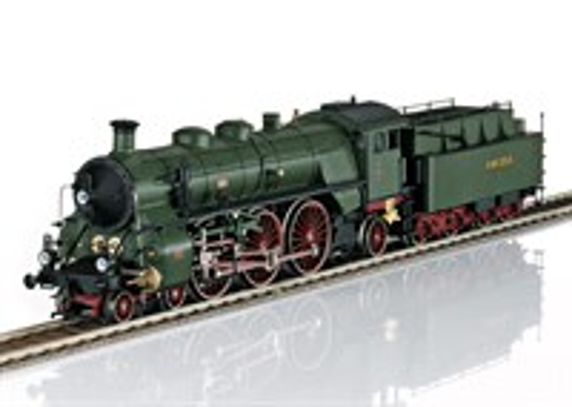 Trix 22403 - Dampflokomotive S 3/6, die Hochhaxig
