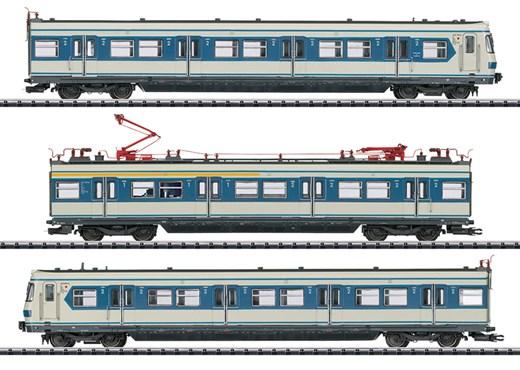 Trix 22655 - S-Bahn Triebzug BR 420 DB