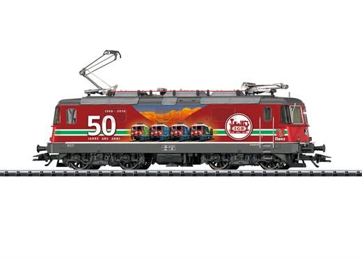 Trix 22843 - E-Lok Re 4/4 II 50 Jahre LGB