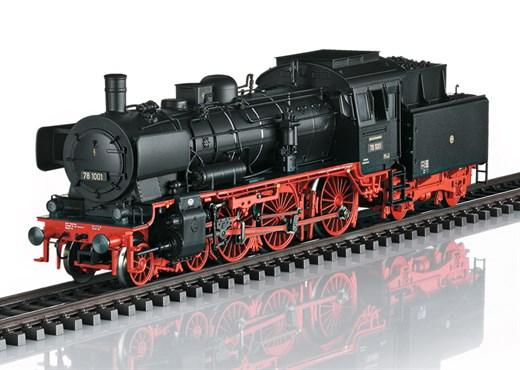 Trix 22890 - Dampflokomotive Baureihe 78.10