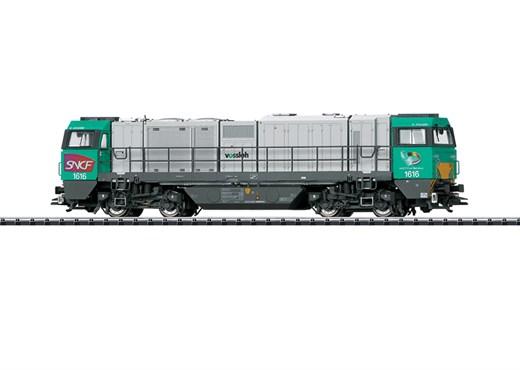 Trix 22922 - Schwere Diesellok G 2000 SNCF