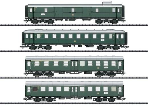Trix 23507 - Personenwagen-Set zum VT 92 5
