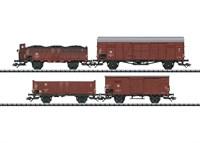 Trix 24128 - Güterwagen-Set DR/DDR
