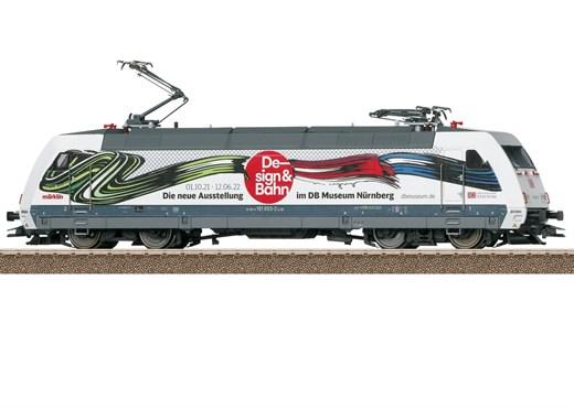 Trix 25379 - E-Lok BR 101, Design&Bahn,VI