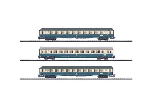 Trix 31165 - Personenw.-Set IC Hohenstaufe
