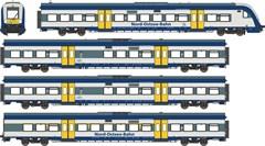 ASM 59001: Grund-Wagenset Marschbahn NOB (Gleichst