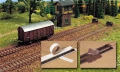 Busch 7092 - Gleisschotterband Spur Z