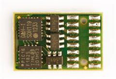 Doehler & Haass DH16A-0 - Fahrzeugdecoder o.Drähte