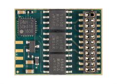 Doehler & Haass DH21A-5 - Fahrzeugdecoder für die