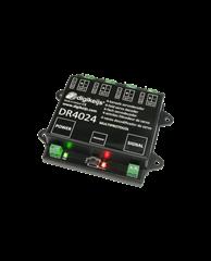 Digikeijs DR4024 - 4 channel Servodecoder with 4 e