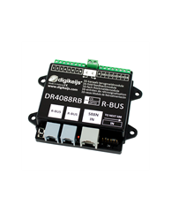 Digikeijs DR4088RB-OPTO - 16-channel R-BUS feedba