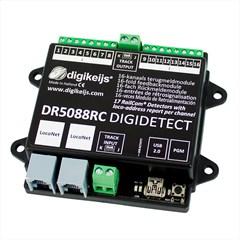 Digikeijs DR5088RC - 16-fach RAILCOM-Rückmeldemodu