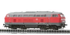 ESU 31029 - Diesellok, H0, BR 215, 215 049, verkeh