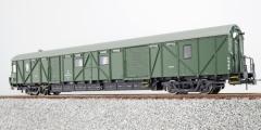 ESU 36372 - Hilfsgerätewagen, H0, DB EHG 388, grün