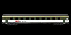 ESU 36383 - Einheitswagen SBB EW IV, Pullman I, gr