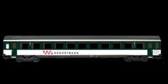 ESU 36444 - Einheitswagen SOB EW IV, Pullman I, gr