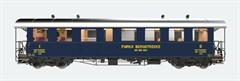 ESU 36641 - Plattformwagen, Pullman IIm, ABD 4554