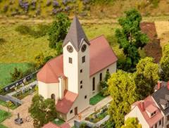 Faller 282778 - Kirche St. Johannes Baptist