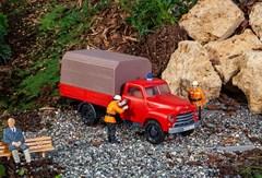 Faller 331615 - Feuerwehrfahrzeug Opel Blitz