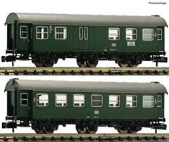 Fleischmann 809908 - 2er Set Umbauwag. DB