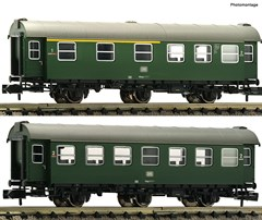 Fleischmann 809909 - 2er Set Umbauwag. DB