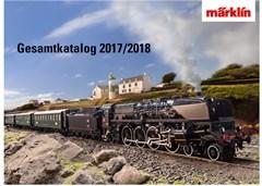 Märklin 15750 - Märklin Katalog 2017/2018 D