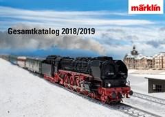 Märklin 15761 - Märklin Katalog 2018/2019 DE