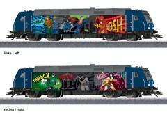 Märklin 36656 - Diesellok BR 285 Superhelden