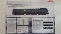 Märklin 39058 - Stromlinien-Dampflok BR 05